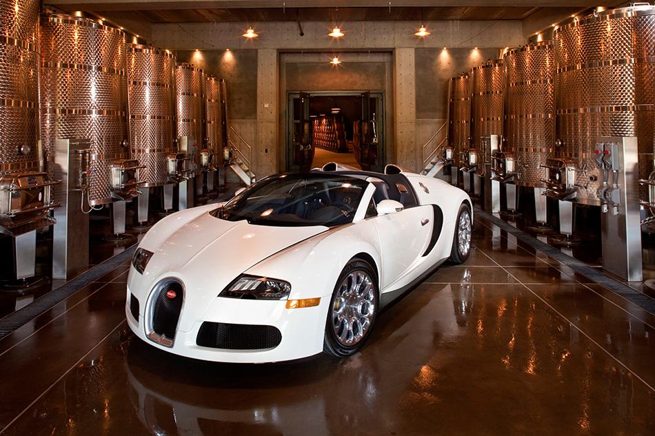 2010 Bugatti Veyron 16.4 Grand Sport Napa Valley