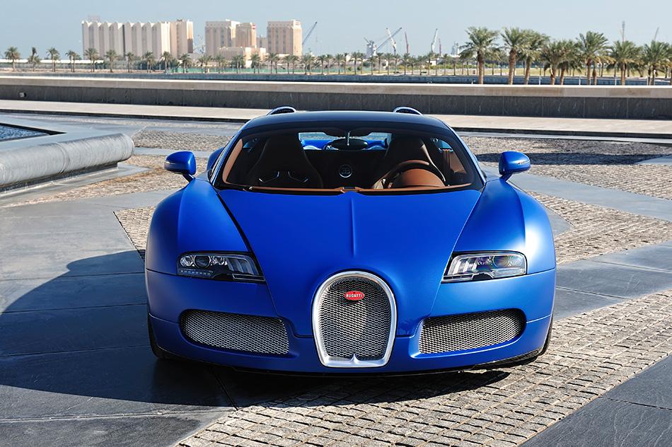 2011 Bugatti Veyron 16.4 Grand Sport Qatar