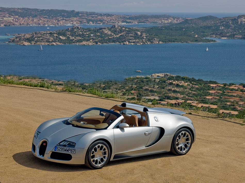 2010 Bugatti Veyron 16.4 Grand Sport Sardinia