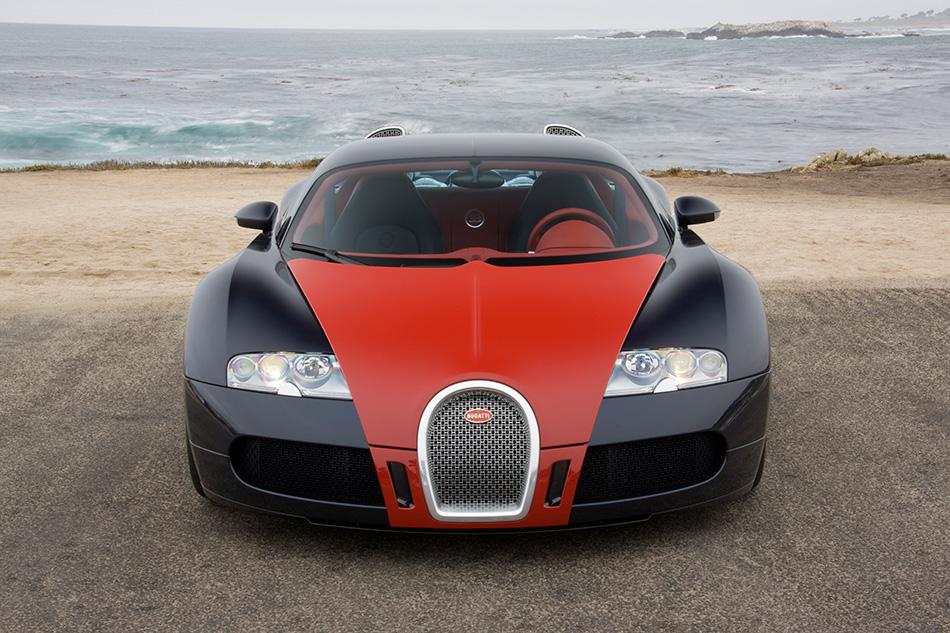 2009 Bugatti Veyron Fbg par Hermes