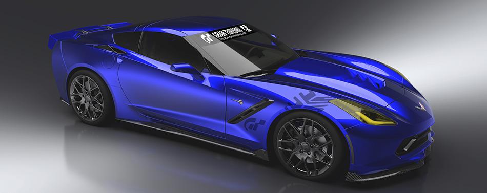 2014 Chevrolet Corvette Stingray Gran Turismo Concept