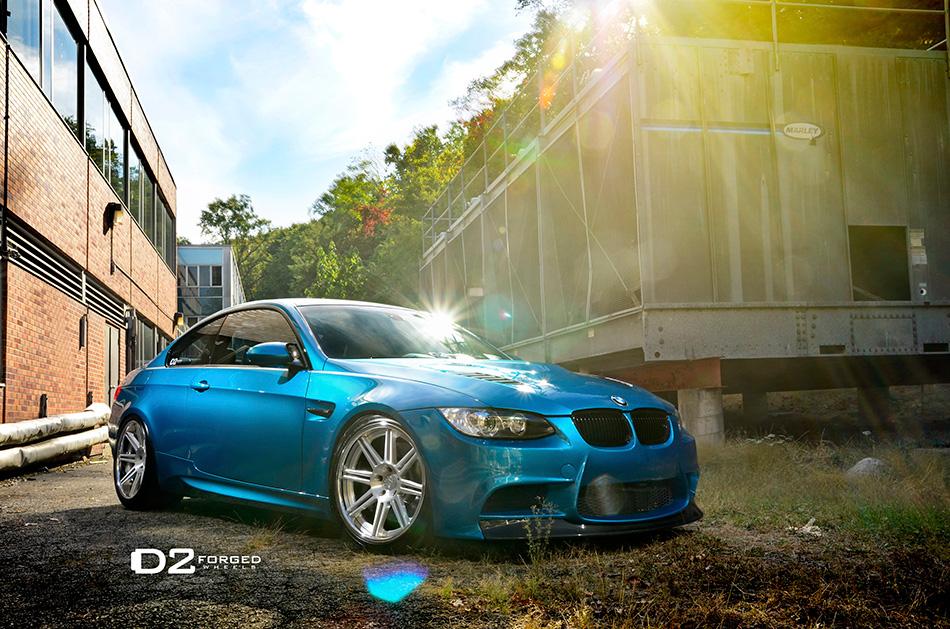 2013 D2Forged BMW M3 CV13