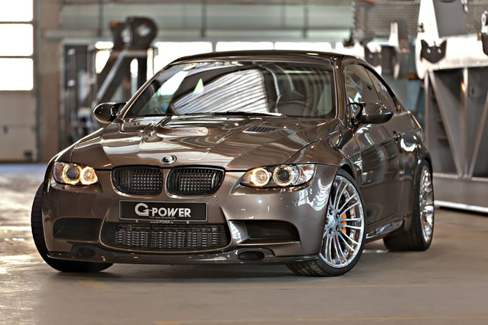 2013 G-Power BMW M3 HURRICANE RS Front Angle