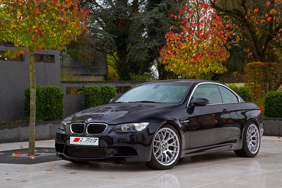 2013 LEIB Engineering BMW E93 M3 Front Angle