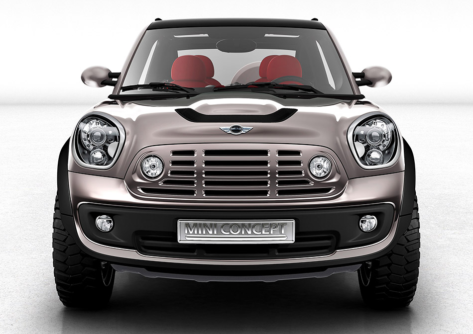 2010 Mini Beachcomber Concept Hd Pictures Carsinvasion