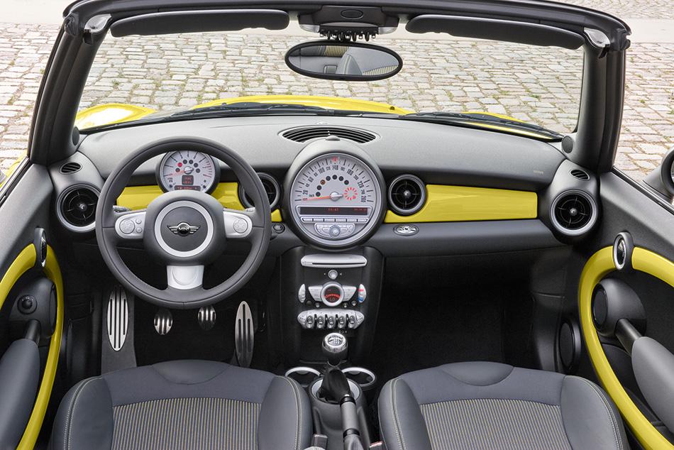 2009 MINI Convertible Interior