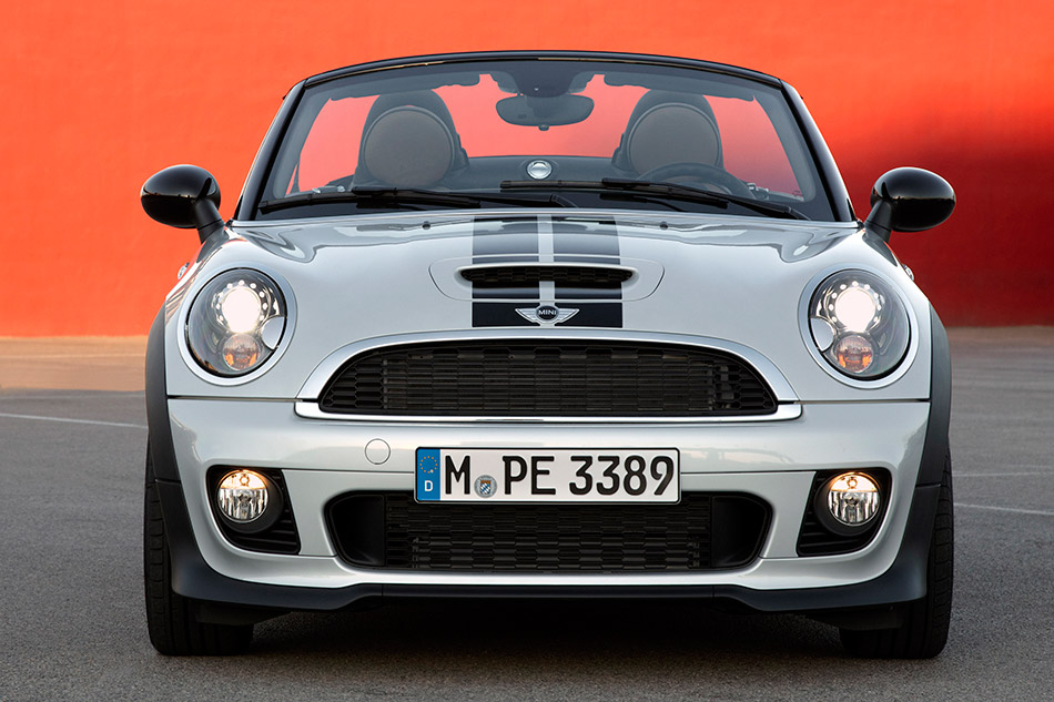 2012 MINI Roadster Front