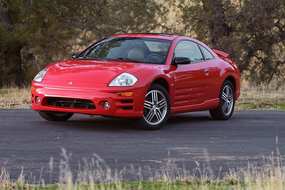2005 Mitsubishi Eclipse Front Angle