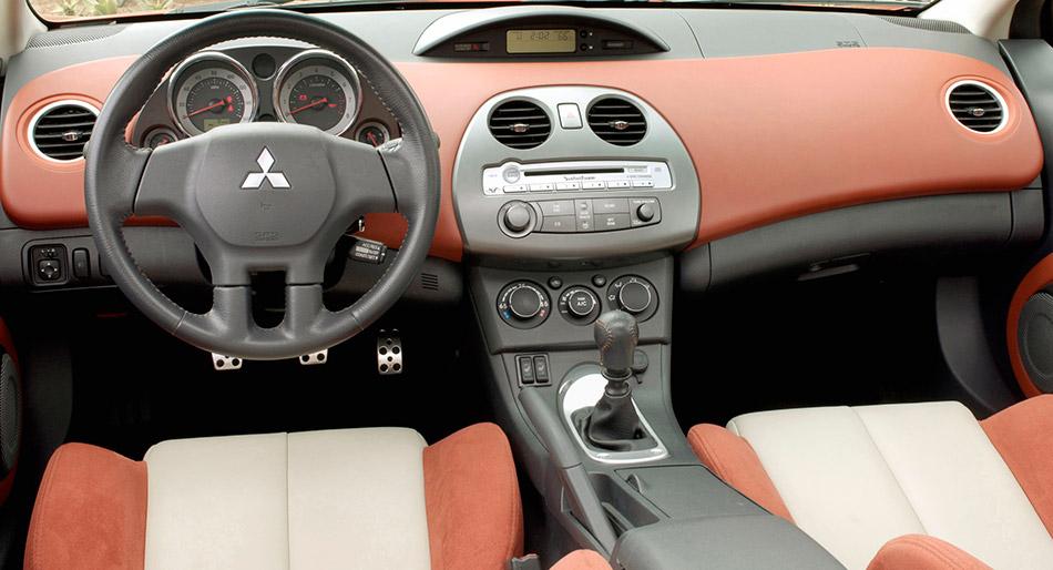 2006 Mitsubishi Eclipse Interior
