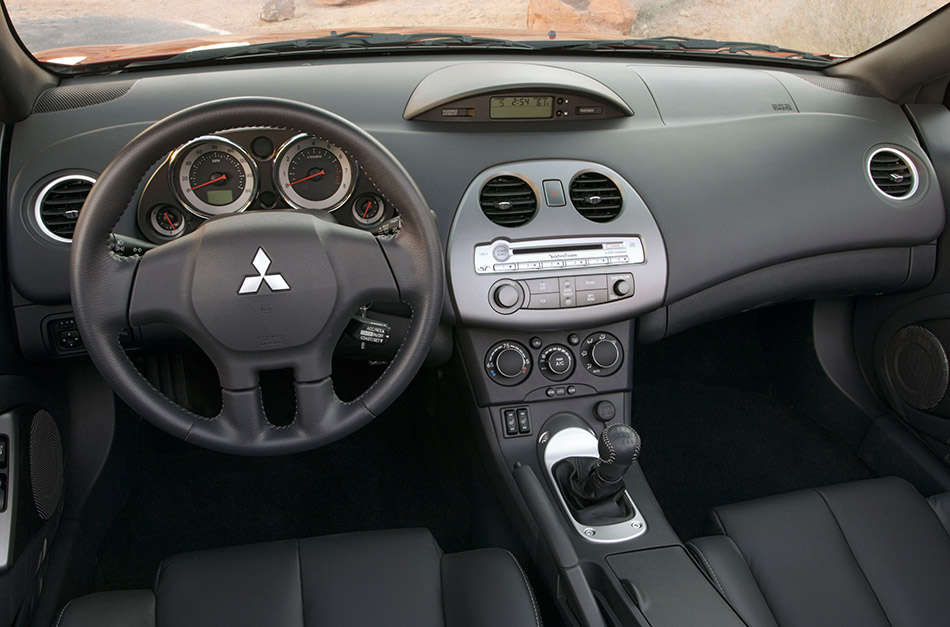 2007 Mitsubishi Eclipse Spyder Hd Pictures