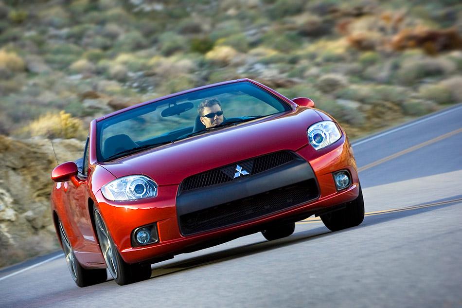 2009 Mitsubishi Eclipse Spyder Gt Hd Pictures Carsinvasion