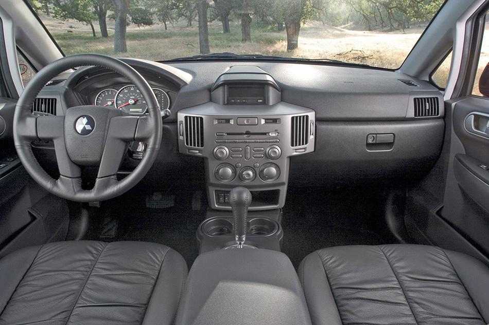 2005 Mitsubishi Endeavor Hd Pictures Carsinvasion Com