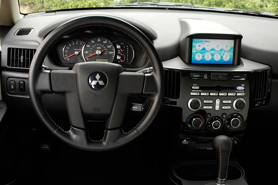 2008 Mitsubishi Endeavor Interior