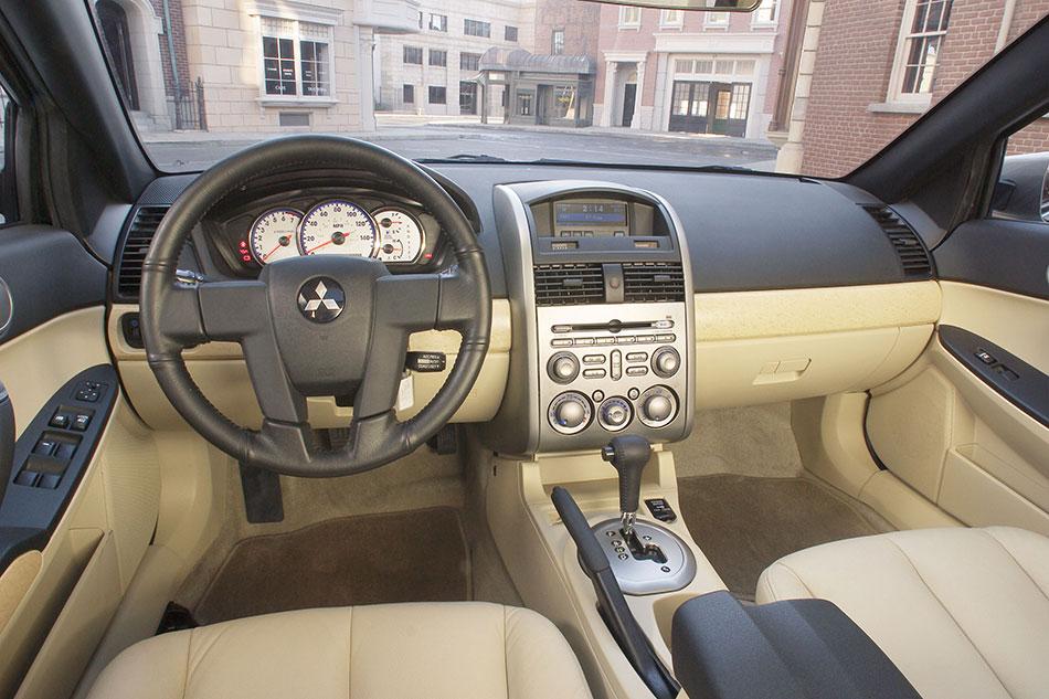 2004 Mitsubishi Galant Interior