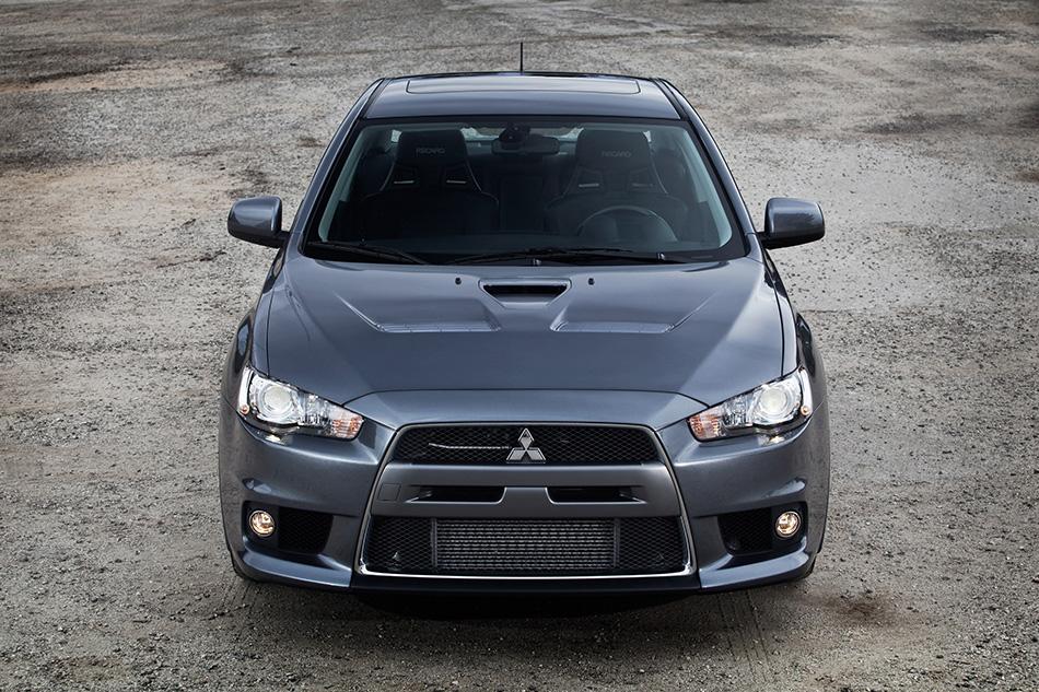 2011 Mitsubishi Lancer Evolution Front