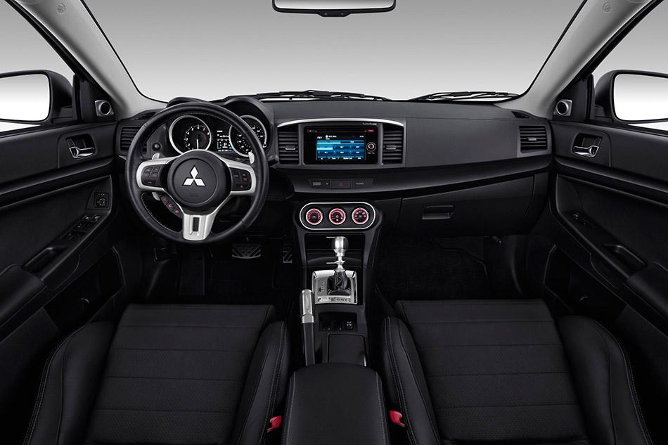 2014 Mitsubishi Lancer Evolution Interior
