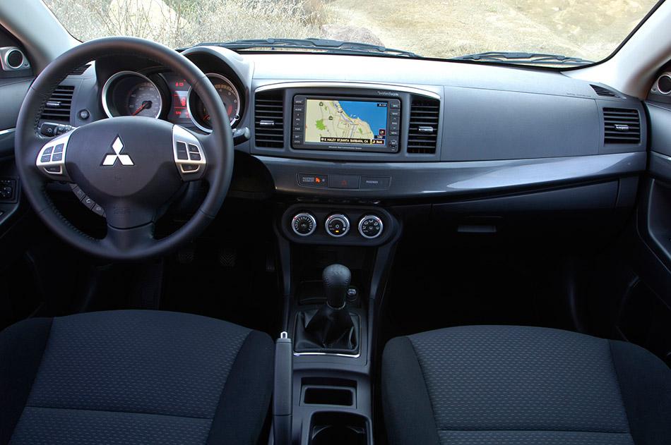 2009 Mitsubishi Lancer Sedan Hd Pictures Carsinvasion Com