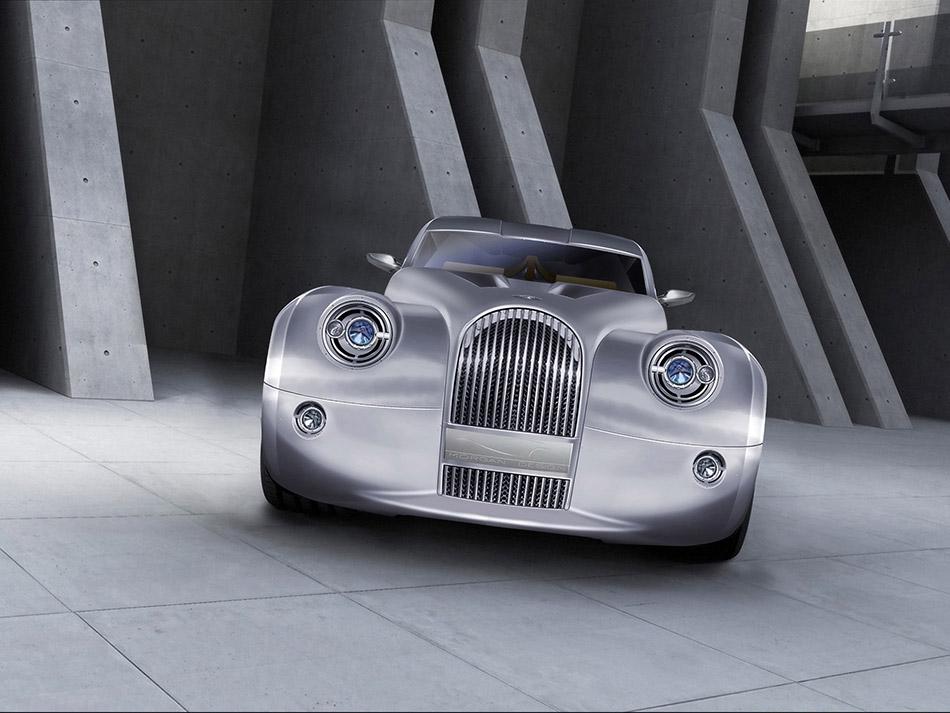 2008 Morgan Life Car Front