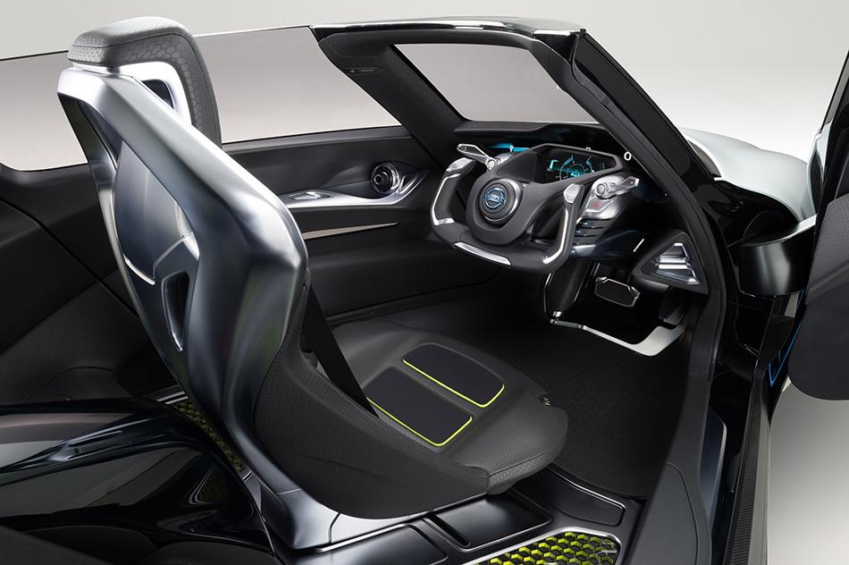 2013 Nissan BladeGlider Concept Interior