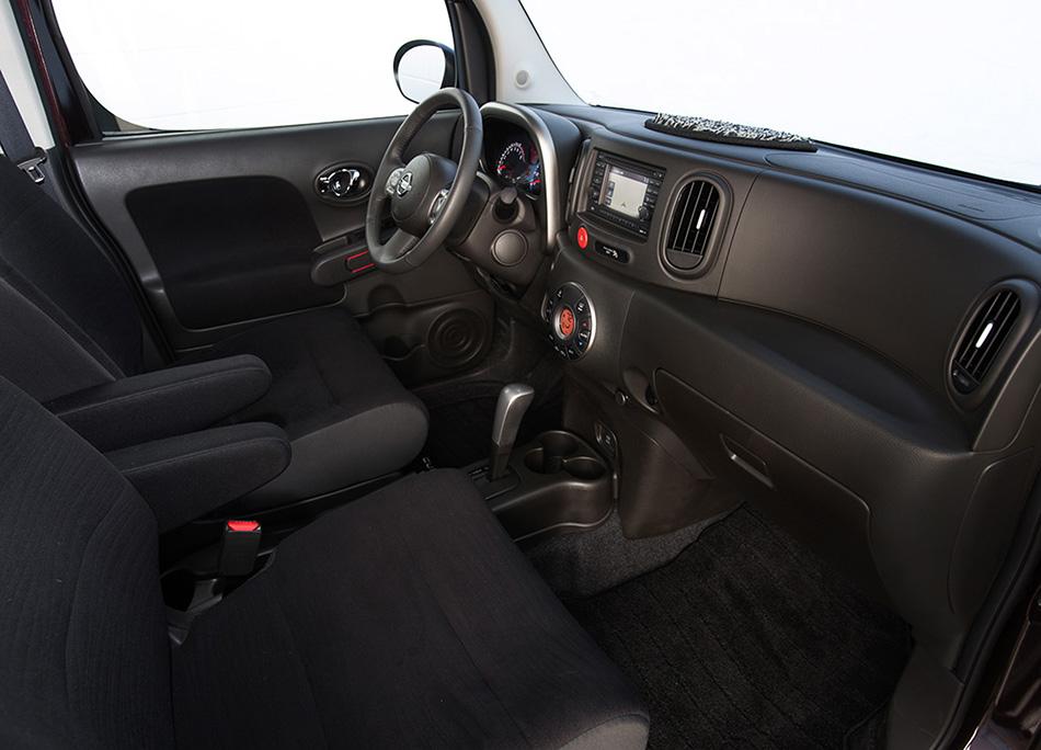 2013 Nissan Cube Interior