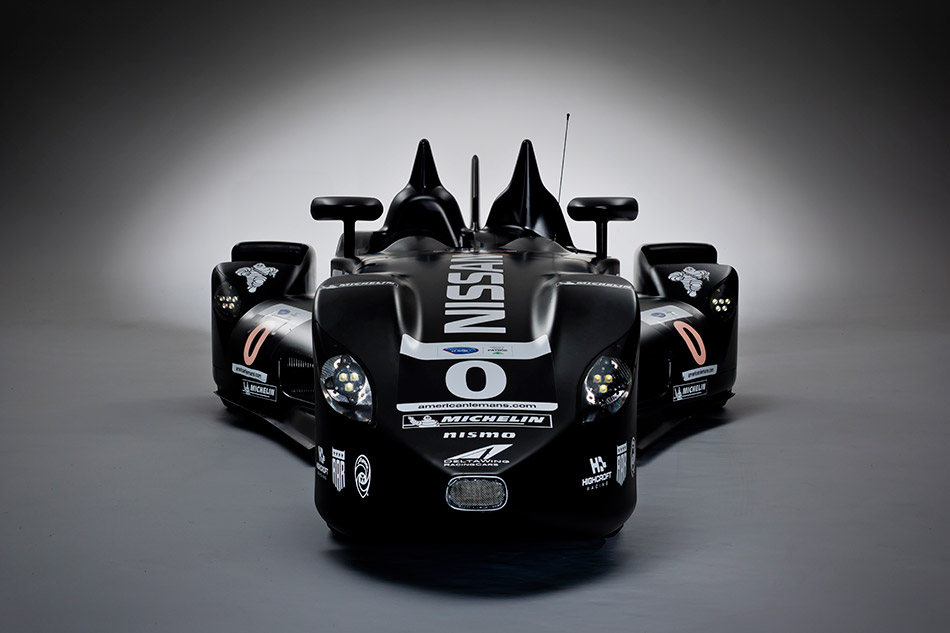 2013 Nissan DeltaWing Front