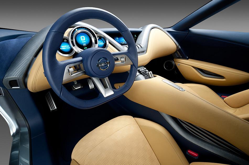 2011 Nissan ESFLOW Concept Interior