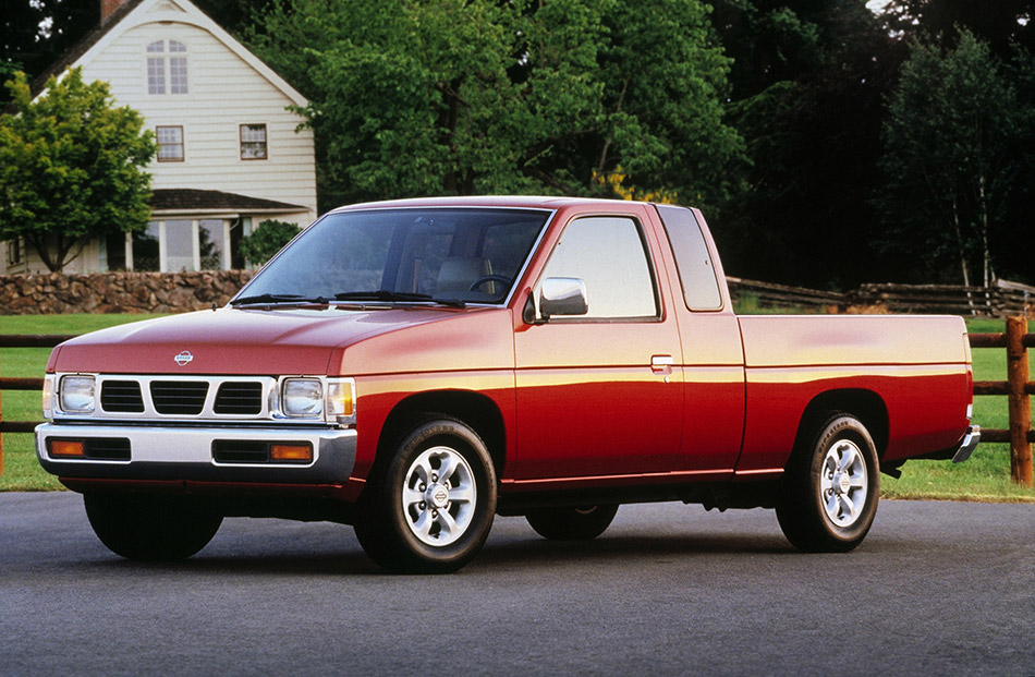 1997 Nissan Frontier Hd Pictures Carsinvasion Com