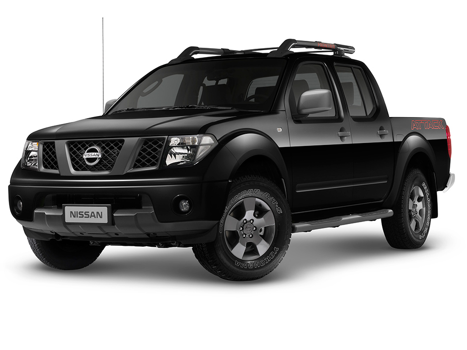 2012 Nissan Frontier Crew Cab Front Angle