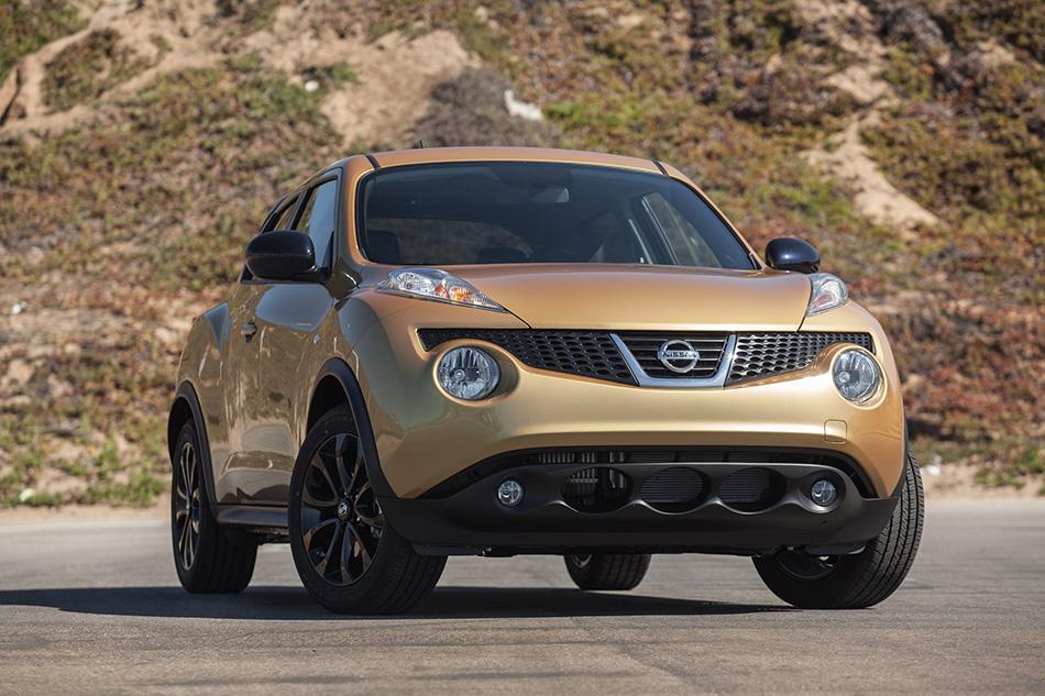 2013 Nissan Juke Front Angle