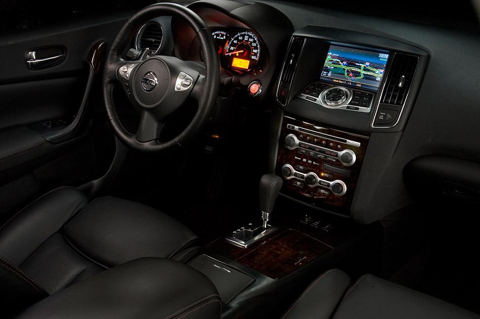 2011 Nissan Maxima Interior