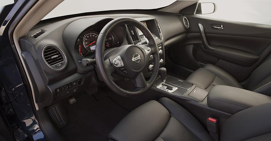 2013 Nissan Maxima Interior
