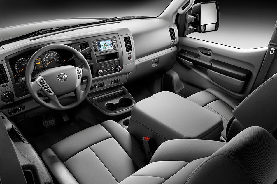 2012 Nissan NV Interior