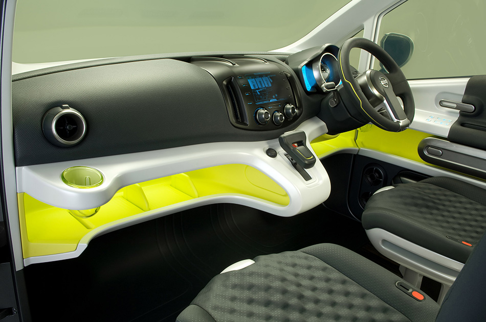 2007 Nissan NV200 Concept Interior