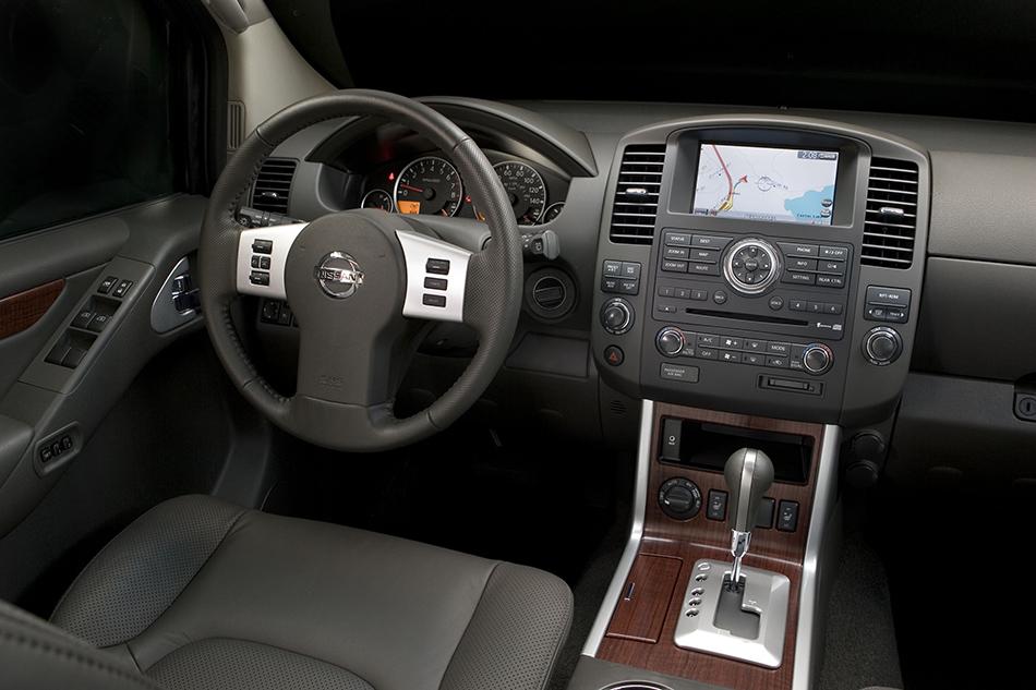 2012 Nissan Pathfinder Interior