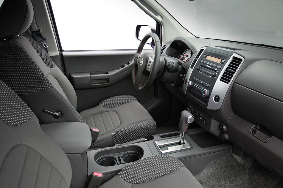 2012 Nissan Xterra Interior