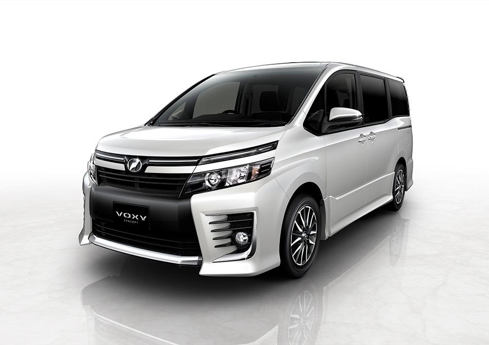 2013 Toyota Noah Concept