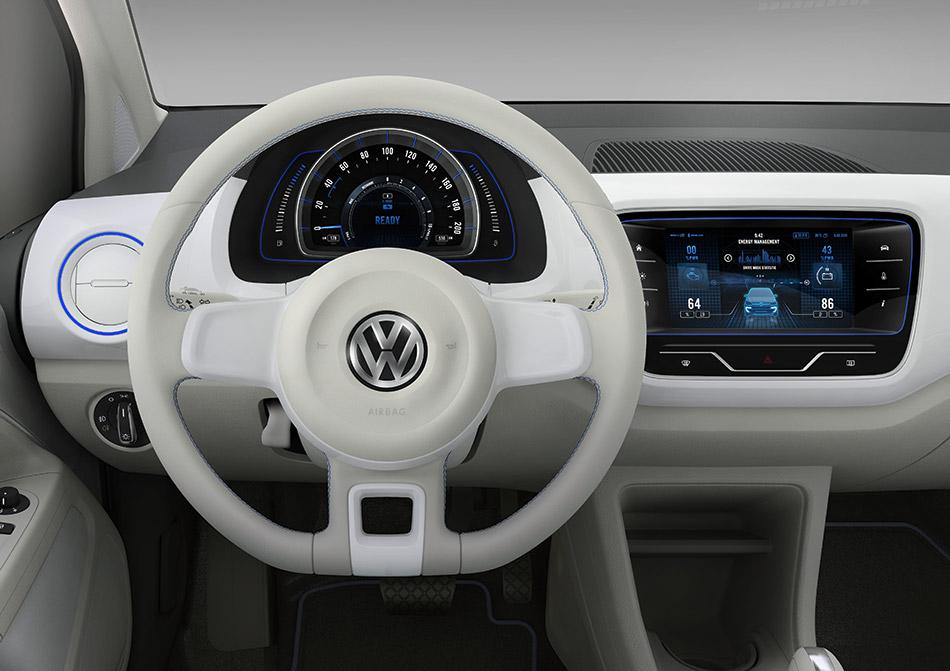 2013 Volkswagen Twin Up Concept Interior