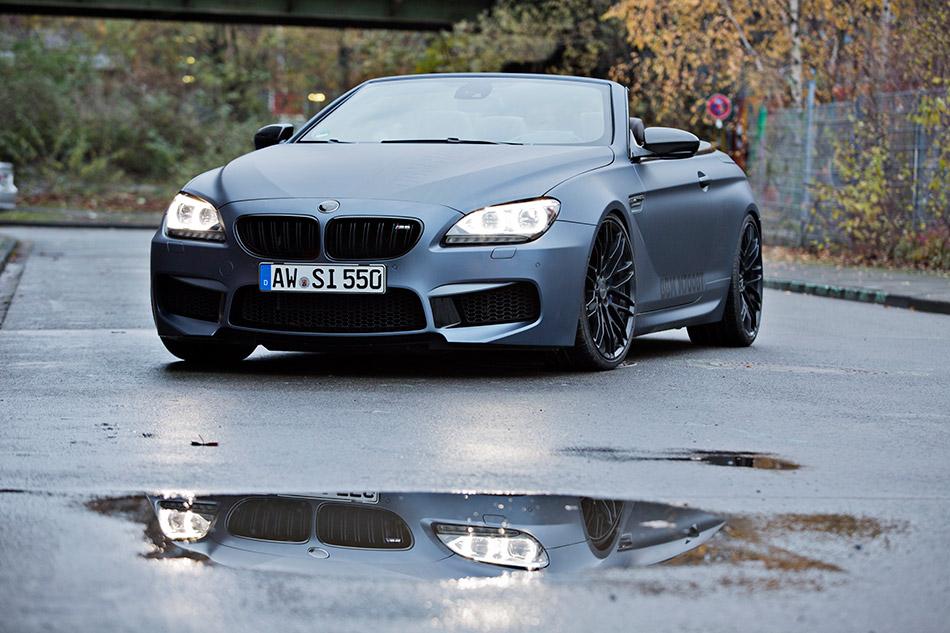 2013 BBM Motorsport BMW M6 Front Angle