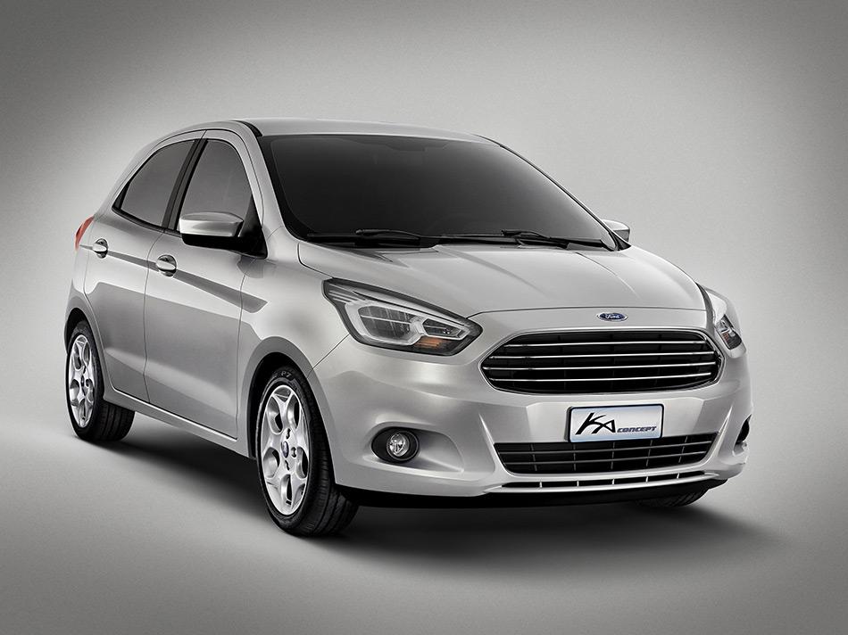 2013 Ford Ka Concept