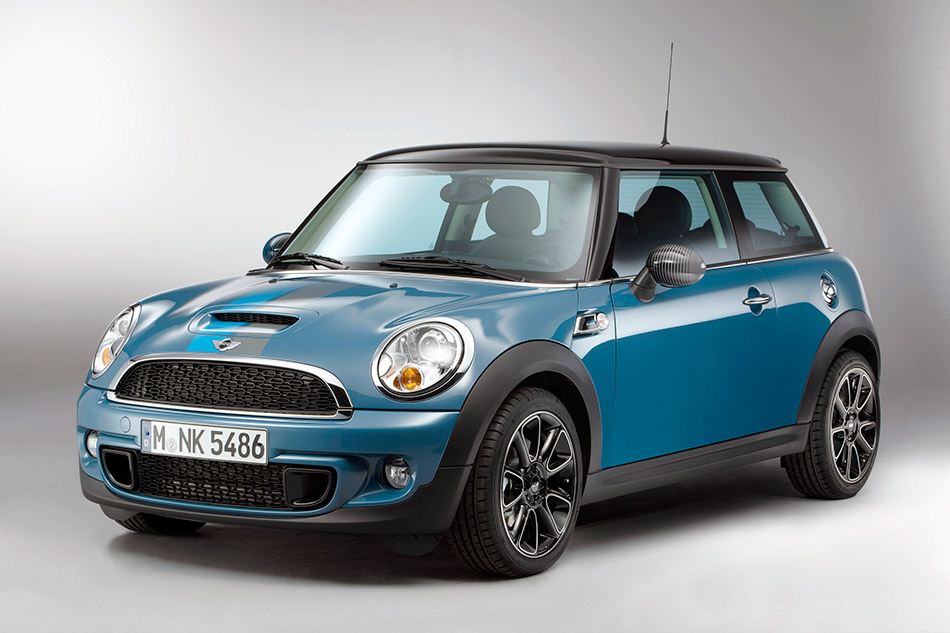 2012 MINI Bayswater Front Angle