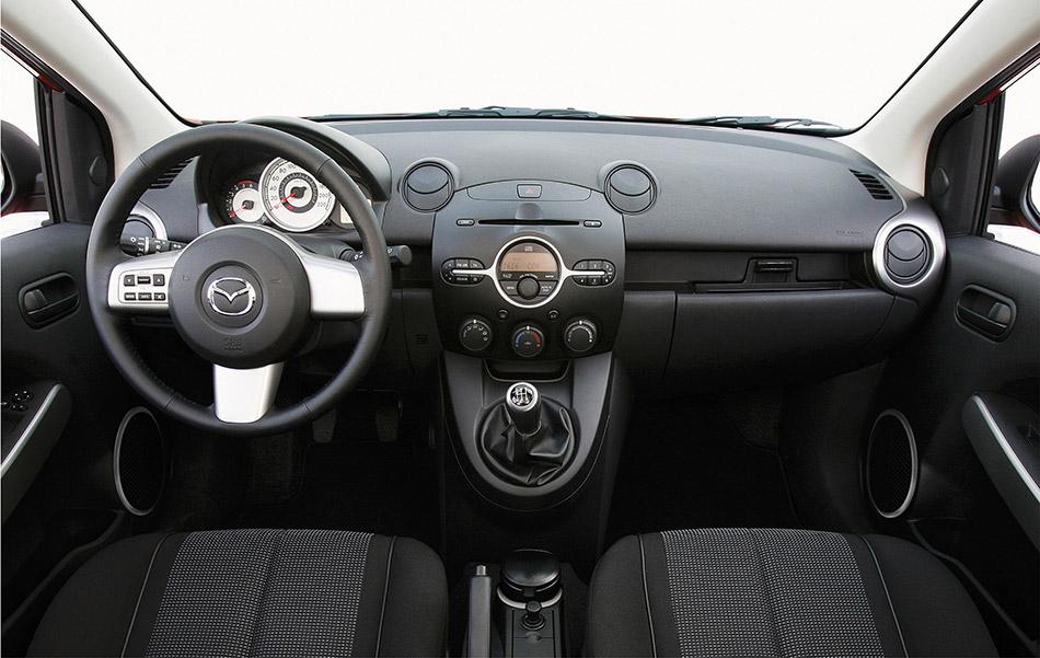 2008 Mazda 2 Interior