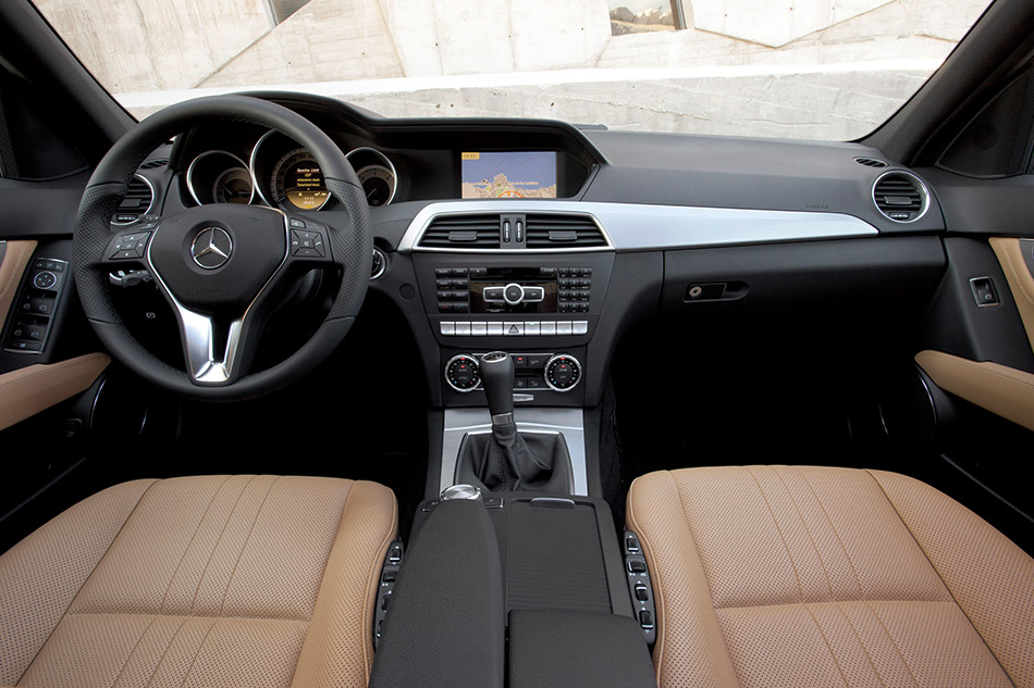 2011 Mercedes-Benz C-classe Interior