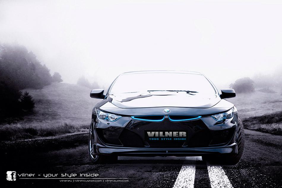 2013 Vilner BMW Bullshark Front Angle