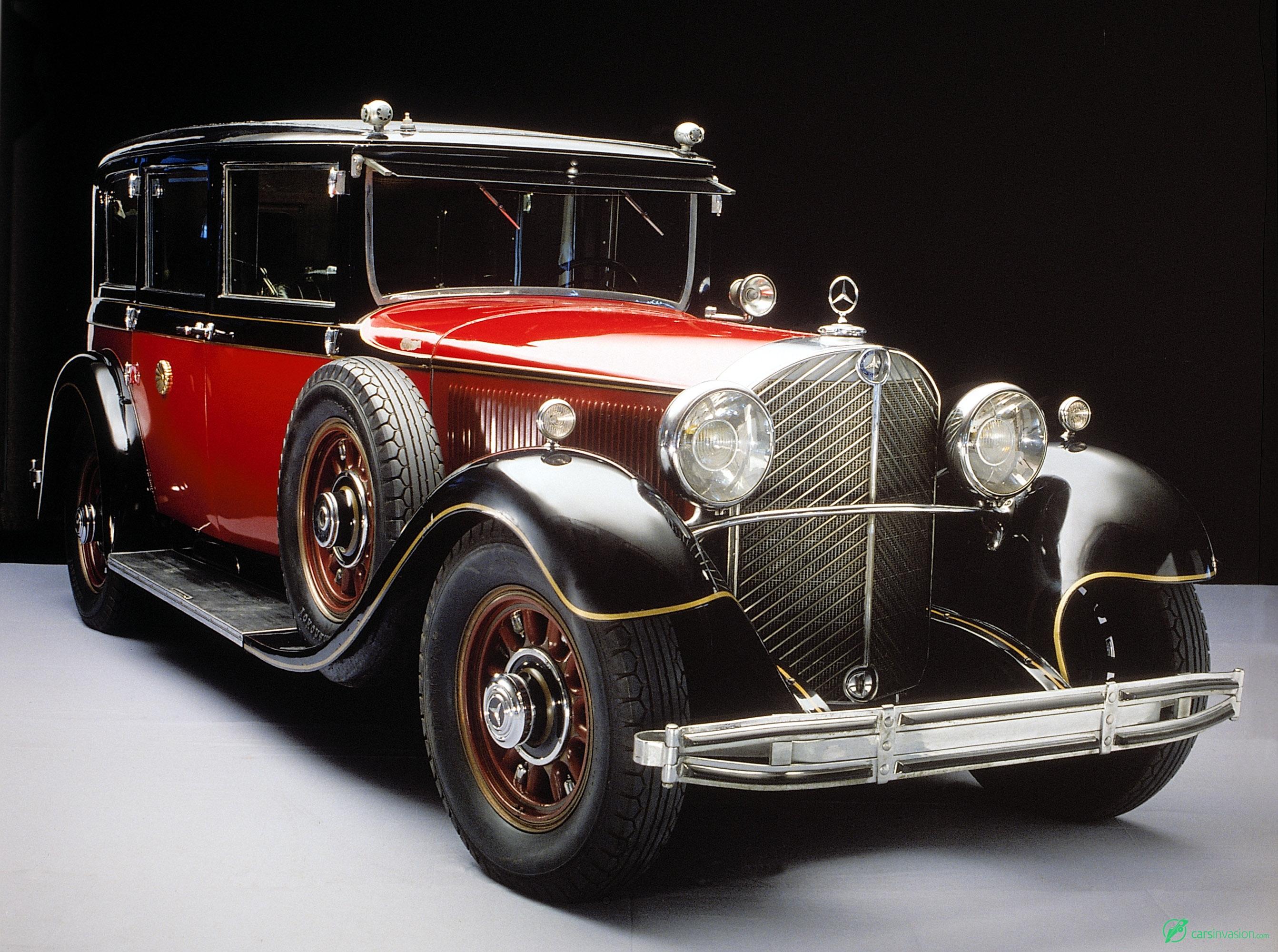1930 Mercedes-Benz 770 Grand Mercedes - HD Pictures ...