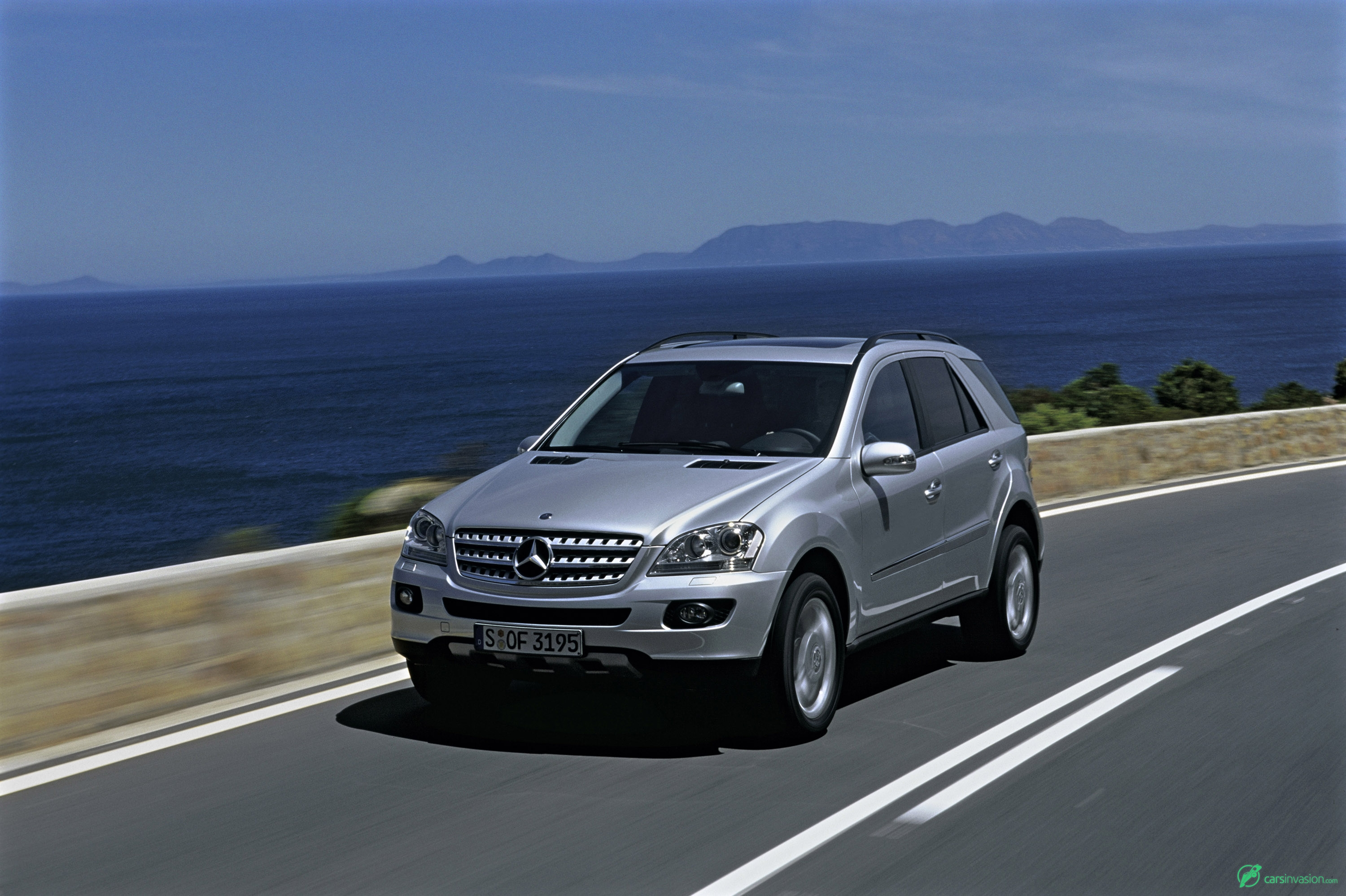 2006 mercedes benz ml420 cdi 4matic hd pictures. Black Bedroom Furniture Sets. Home Design Ideas
