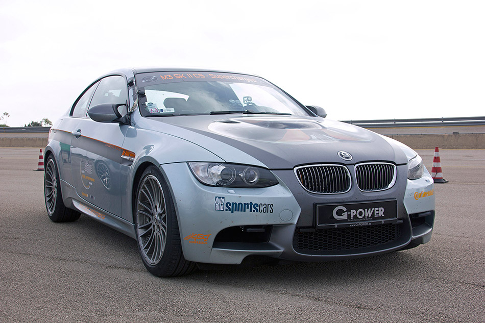 2014 G-Power BMW M3 E92 Hurricane 337 Edition