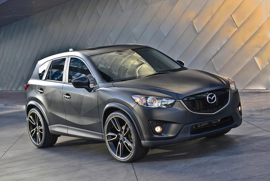 2012 Mazda CX-5 Urban Concept Front Angle