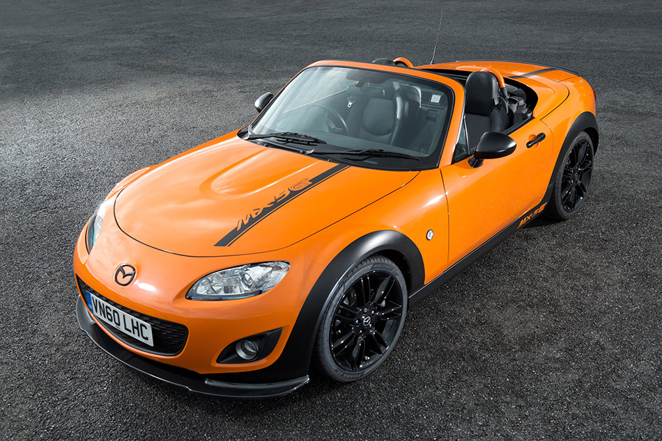 2012 Mazda MX-5 GT Concept Front Angle