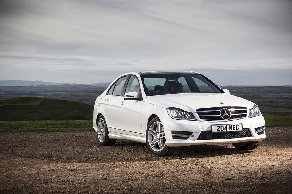 2014 Mercedes-Benz C-Class AMG Sport Edition