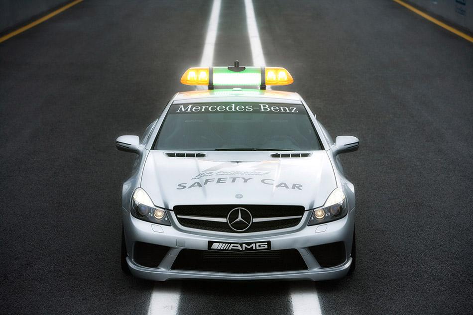 2008 Mercedes-Benz SL 63 AMG F1 Safety Car Front